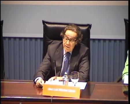 José Luis Méndez López, director xeral de Caixa Galicia